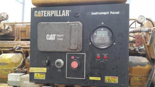 CAT 3516 genset