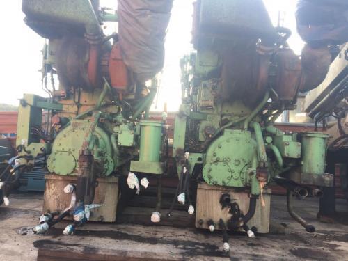MAK 6M282 Engines